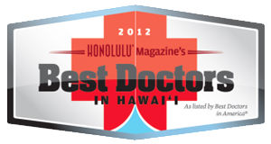 Honolulu Magazine Best Doctors