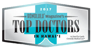 Honolulu Magazine top doctors logo